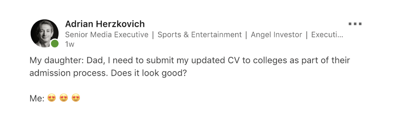 When a simple Linkedin post, goes viral!