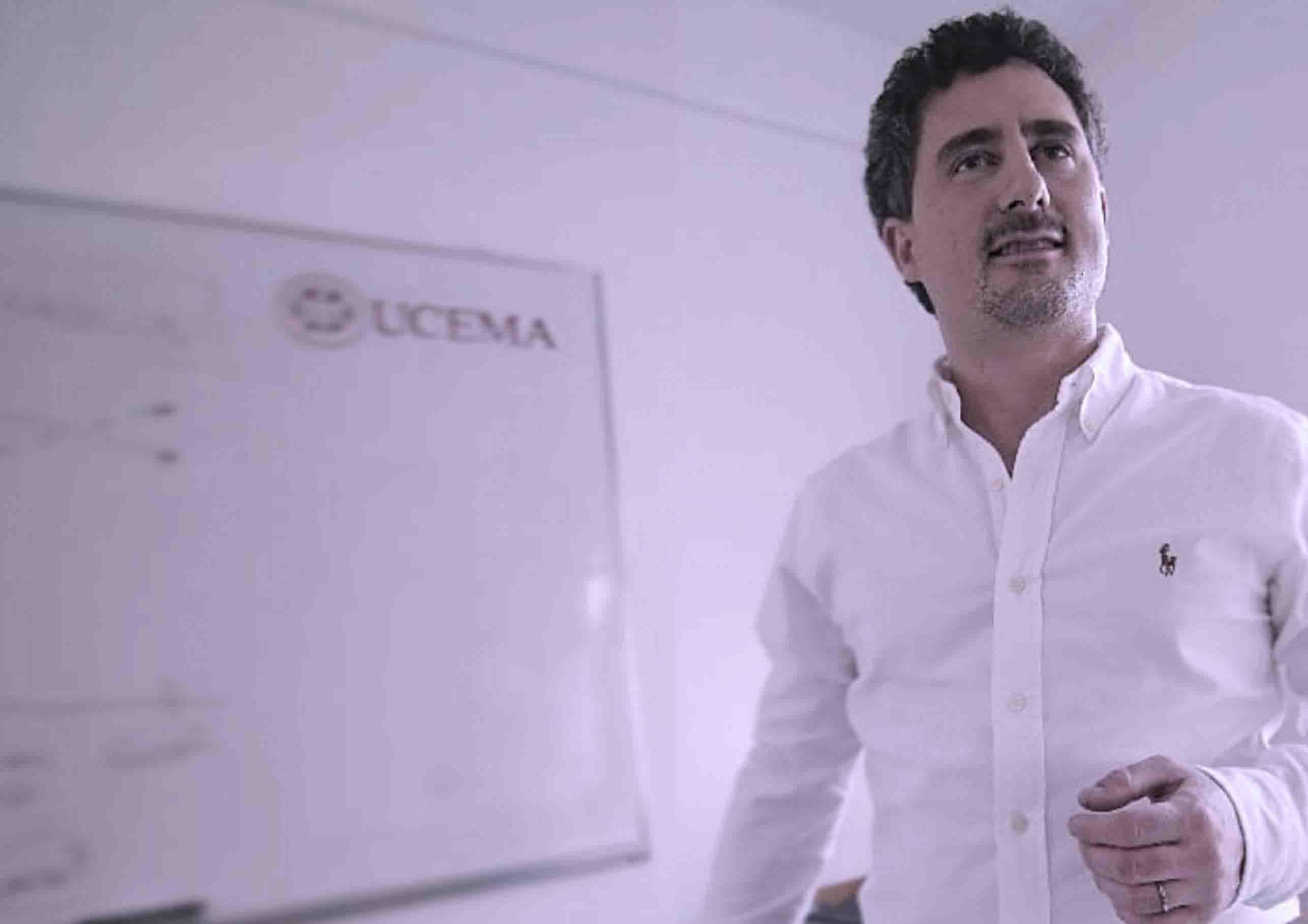 MBA: Un antes y un después en la carrera de Francisco Santolo