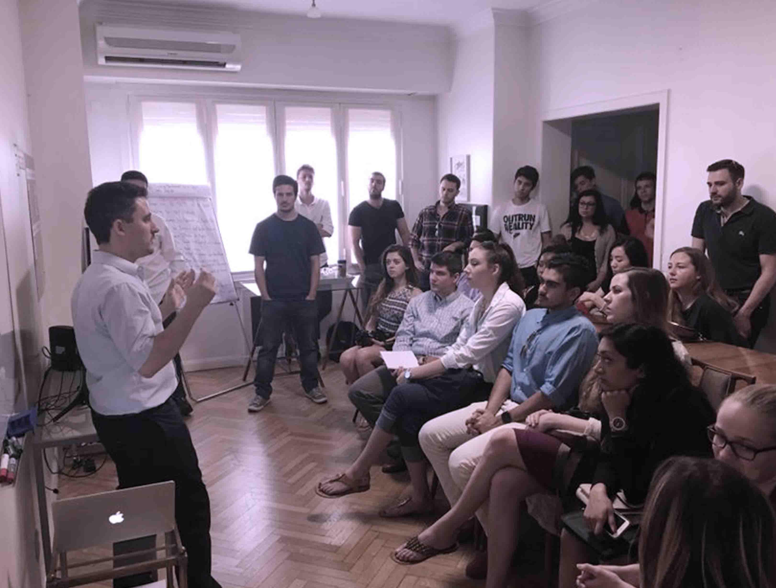 Ayudando a una Startup argentina a